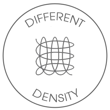 different density